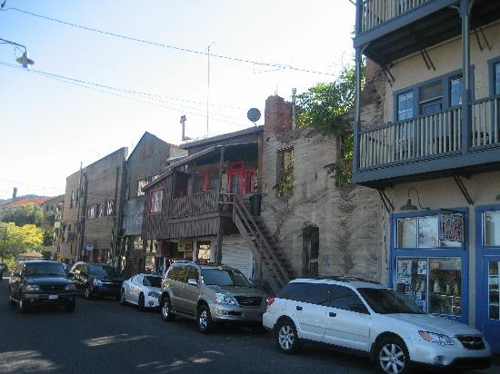 Jerome State Historic Park: Streetview
