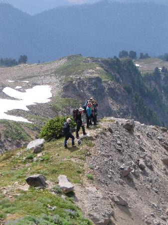 Deming, Waszyngton: Mt Baker-Hiking the Railroad Grade