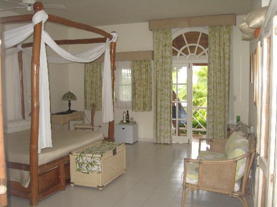 Villa Serena Hotel : La chambre #4