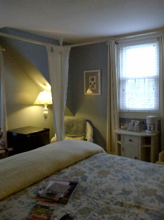 Carriage House Inn: Room 1