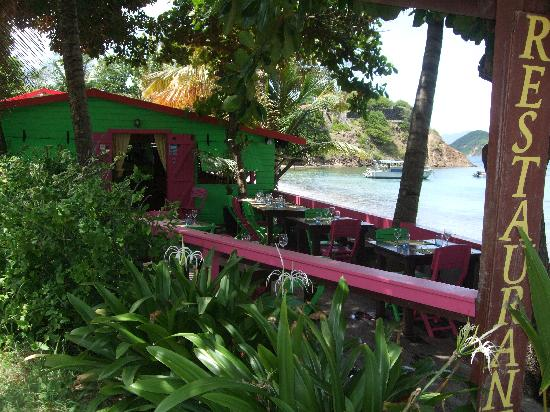 Top 10 restaurants in Terre-de-Haut, Guadeloupe