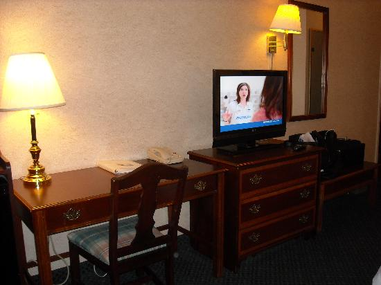 Hampton Inn Richmond : King room