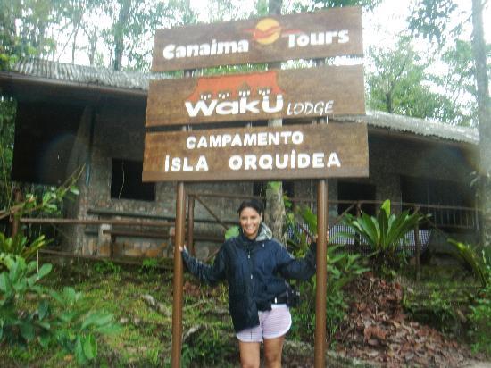 Waku Lodge: Canaima