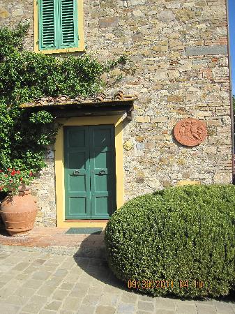 La Canonica di Cortine: Villa Meraggio
