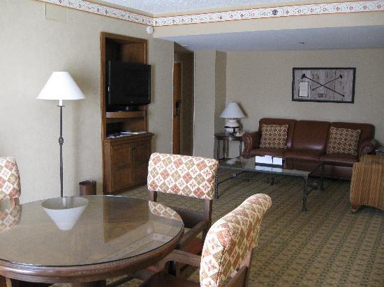 Living Room Picture Of Hyatt Regency Hill Country Resort