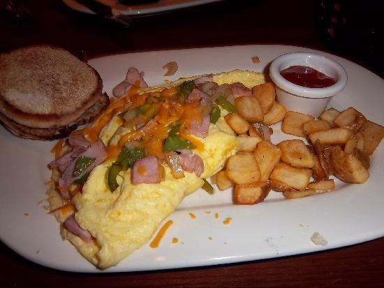 Houlihan's: Great Breakfast