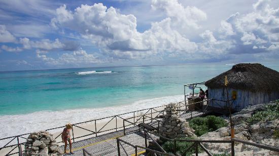 Sol Cayo Largo: Calm seas