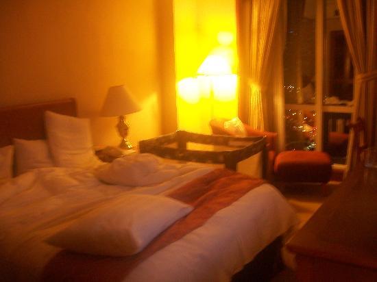 Richmonde Hotel Ortigas: Deluxe room