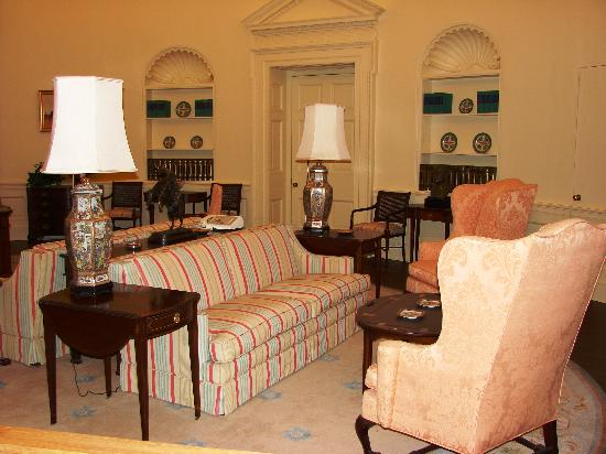 jimmy carter oval office. Jimmy Carter Library \u0026 Museum: More Oval Office Y