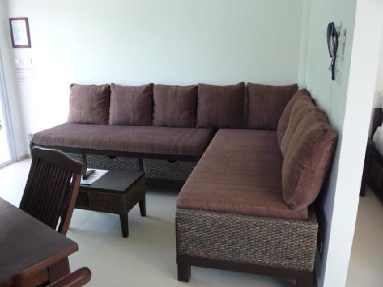 Chaweng Noi Residence: Coin salon