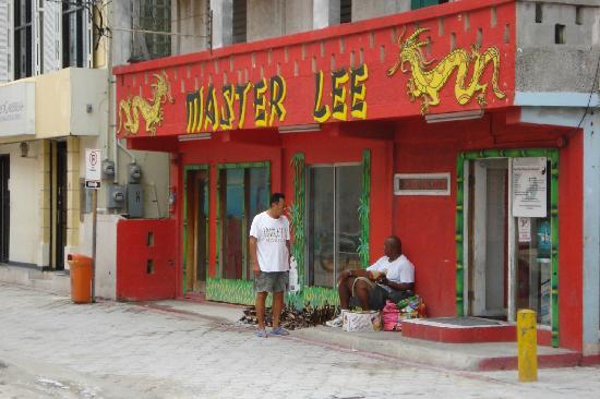 San Pedro, Belize: Master Lee's...