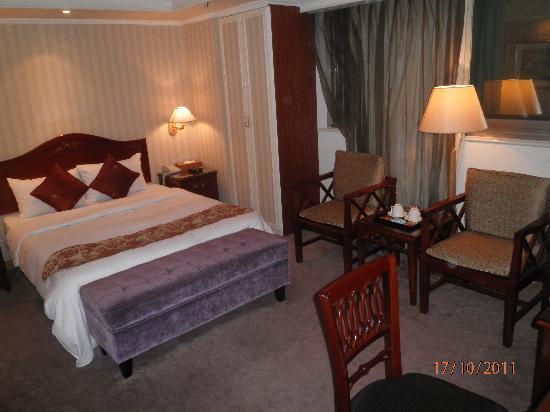 Shin Shih Hotel: Room 1