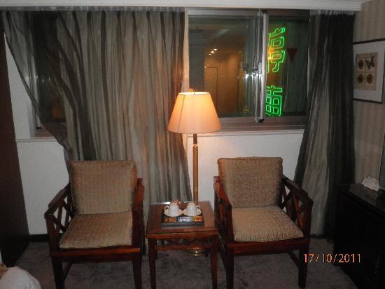 Shin Shih Hotel: Room 2