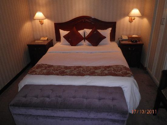 Shin Shih Hotel: Room 3