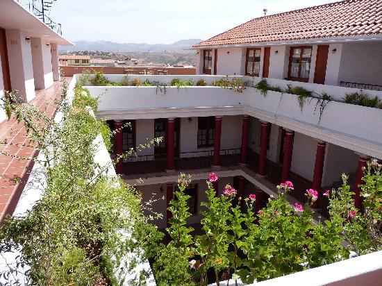 Hotel Villa Antigua: beautiful public areas