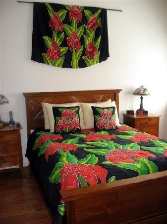 Keaau Place : Comfy Bed