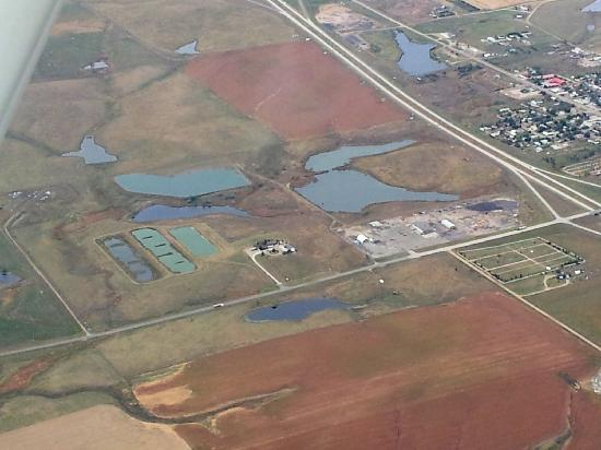 Murdo, Dakota du Sud : Arial photo #1 of LandMARK Country Inn