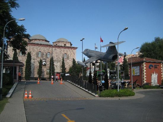 Le musée Rahmi M. Koç : Museum Entrance