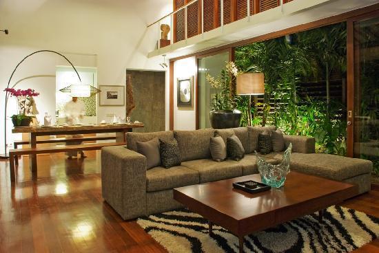 Kei Villas : Living Room