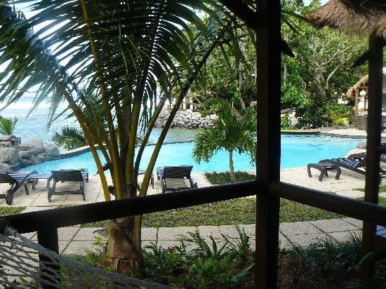 Seabreeze Resort : View from room