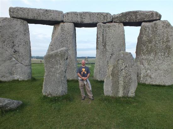 Salisbury Stonehenge Guided Tours Me On The Ley Line