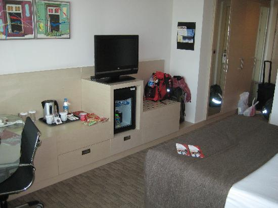 Crowne Plaza Hotel Ankara: Twin Room 2