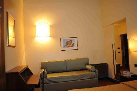 Hotel Relais Il Cestello: CAMERA MATRIMONIALE CON VISTA ARNO