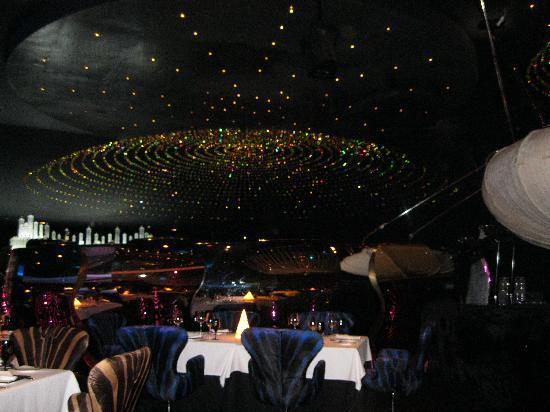 Cavalli Club, Restaurant & Lounge : cavalli restaurant