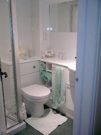 Sheldon House, Cottage & Barn : Shower room