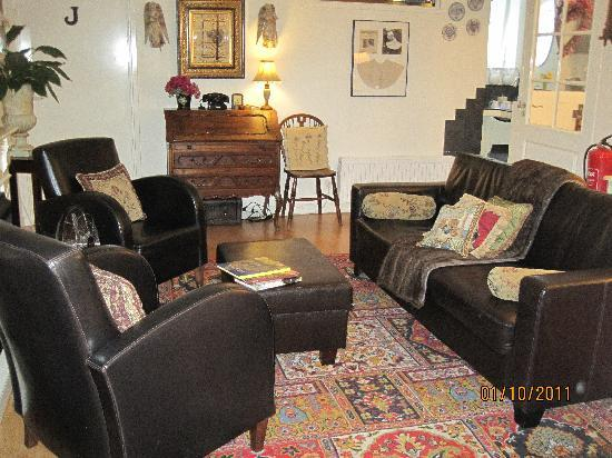 Boogaard's Bed and Breakfast: our lounge to relax in