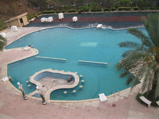 Pineland Hotel and Health Resort: Pool/Mountain View Rooms