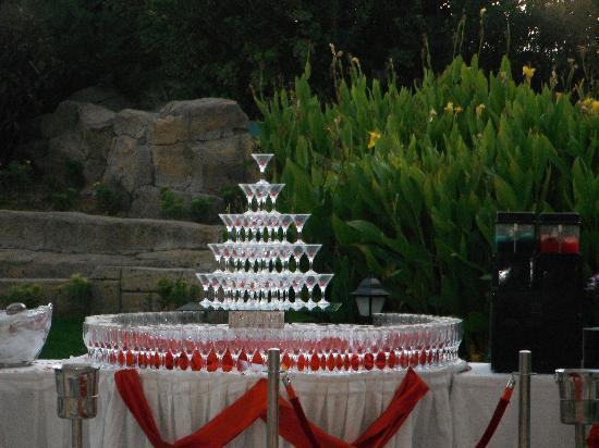 Sherwood Breezes Resort: Gala night