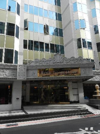 Royal Palace Hotel: Hotel
