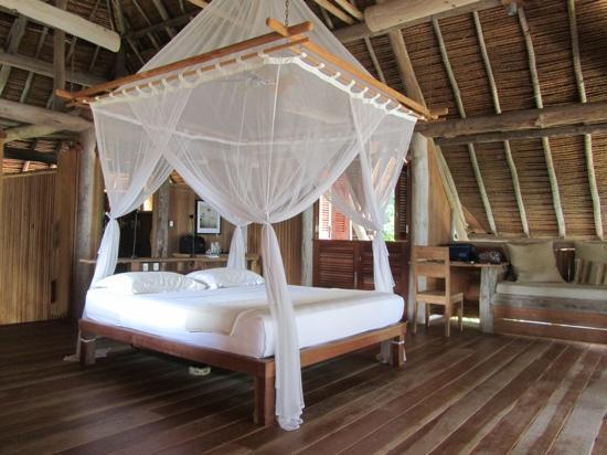 Nikoi Island: nikoi bedroom