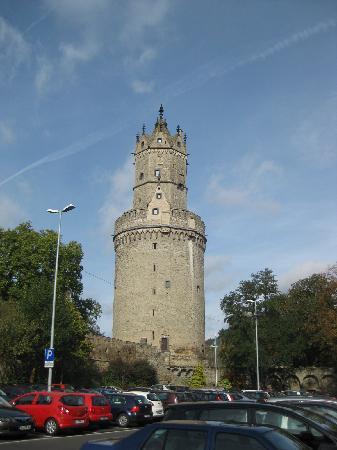 """Ellen's Restaurant: Der """"Runde Turm"""" Andernach"""