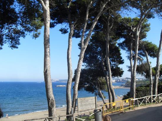 L'Escala, إسبانيا: Sant MArti, L'Escala