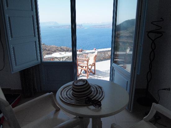 Apanemo: 部屋からの眺め