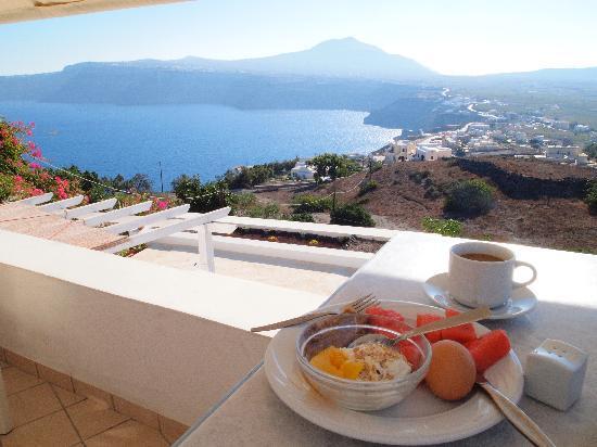 Apanemo: 朝食の風景