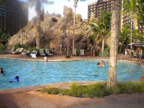 อูลานี อะดิสนี่ย์ รีสอร์ท & สปาอินฮาวาย: pool