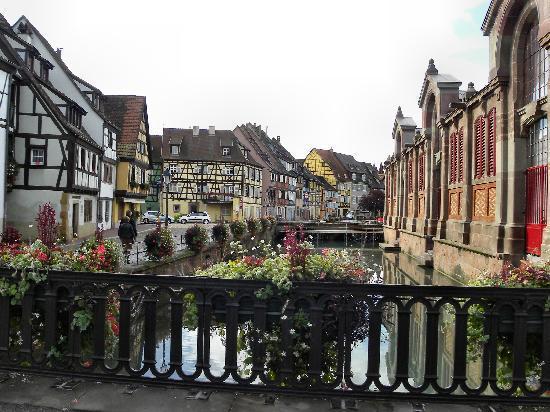 Little Venice: Klein Venedig in Colmar