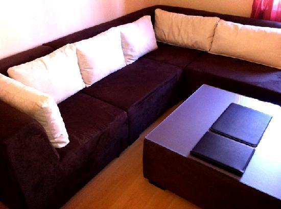 Eichstatt, Germany: neue Couch