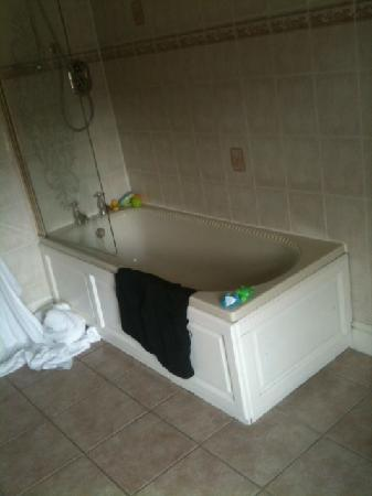 Haughton Hall: Bath / shower