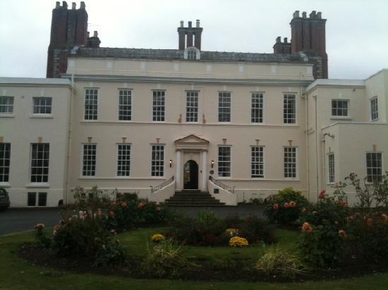 Haughton Hall: Front again