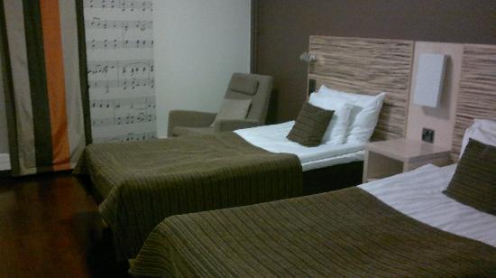 Original Sokos Hotel Seurahuone: Room