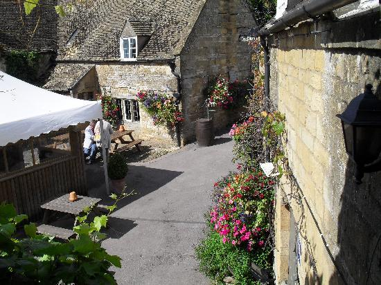 The Plough Inn at Ford: Lovely place