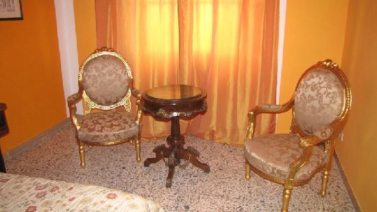 Palazzo Bellarmino: Particolare camera da letto matrimoniale