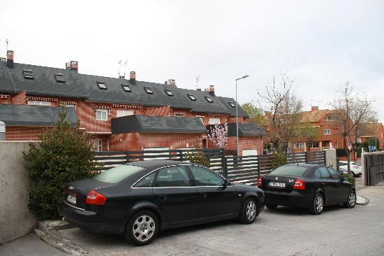 Hotel Puerta de Alcala: surroundings