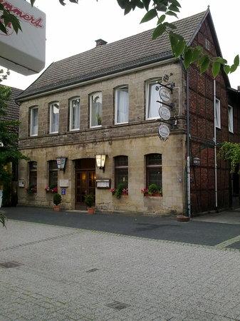 Lengerich, Tyskland: Hotel Haus Werlemann