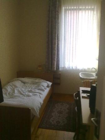 Haus Werlemann: Einzelzimmer