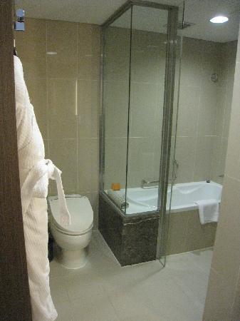 Lotte City Hotel Mapo: バスルーム